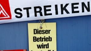 IG Metall weitet Streiks auf Berlin und Brandenburg aus