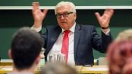 Steinmeier kritisiert Brexit-Verhalten britischer Politiker