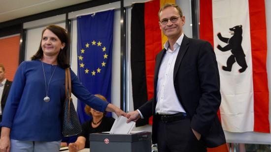 Müller hofft auf deutliches Zeichen gegen AfD