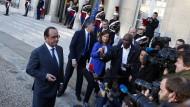 Hollande: Schmidt war ein großer Europäer
