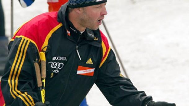 Jochen Behle macht im Langlauf die Mitte zur Spitze