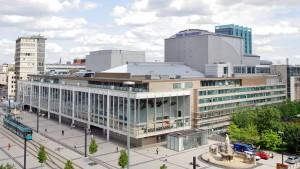 Frankfurter Oper musste geräumt werden