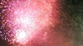 Die Welt begrüßt das neue Jahr