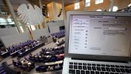 Bundestag stimmt neuem IT-Sicherheitsgesetz zu