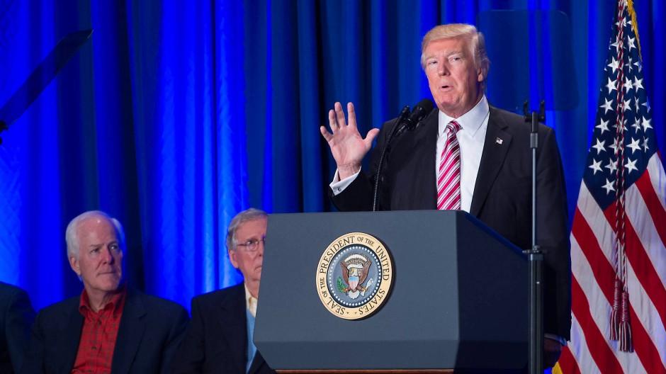 Trump: Treffen mit Mexiko wäre fruchtlos