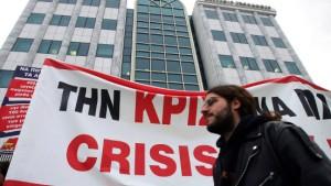 Massenstreik legt Griechenland lahm