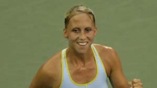 Julia Schruffs überraschender Aufstieg in eine andere Tenniswelt