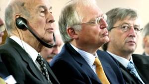 Giscard: Ohne Verfassung keine großen Fortschritte