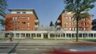 Wohnungen der Naussauischen Heimstätte an der Mainzer Landstraße