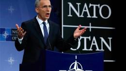 Nato warnt vor neuem Kalten Krieg