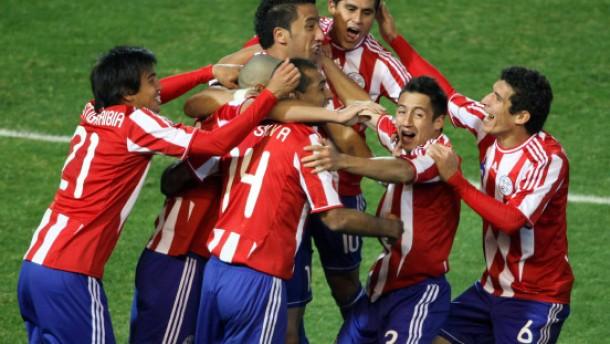 Paraguay ohne Sieg im Finale