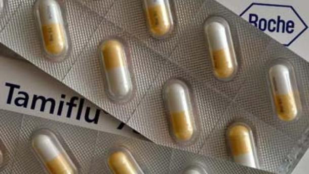 Grippemittel Tamiflu unter Verdacht