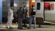 Verletzte bei Schießerei in französischem Zug