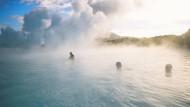 Faszination heiße Quellen in Island