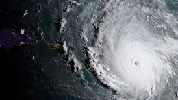 """Fieberhafte Vorbereitungen auf """"Irma"""""""