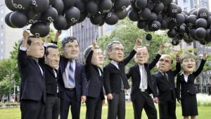 Schwellenländer wollen Klimaziel nicht mittragen