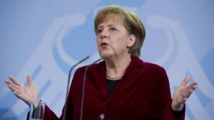Angela Merkels Wende-Glossar