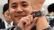Verkauf der Apple Watch startet ruhiger als erwartet