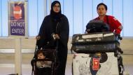 Berufungsgericht setzt Anhörung über Einreisestopp für Dienstag an