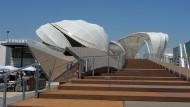 Der deutsche Stand auf der Expo 2015: Landschaft der Ideen
