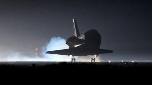 Raumfähre Endeavour sicher zurückgekehrt
