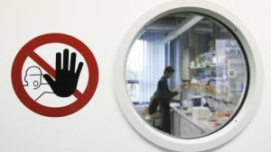 In Hessen durchschnittlich weniger Infektionen