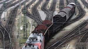 Verbundstoff statt Grauguss lässt die Züge flüstern