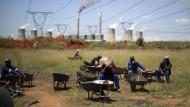 Kraftwerk vor dem Haus und dennoch ohne Strom