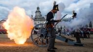 Waterloo rüstet sich für 200. Jahrestag der Schlacht