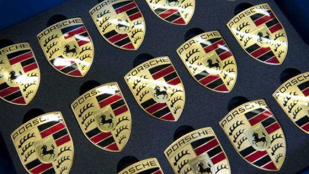 Porsche will bei KfW Milliardenkredit beantragen