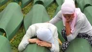 Niederlande mitverantwortlich für Srebrenica