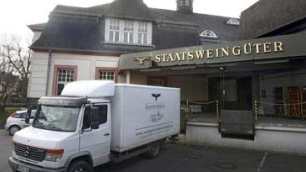 EU-Strafe wegen Staatsweingütern?