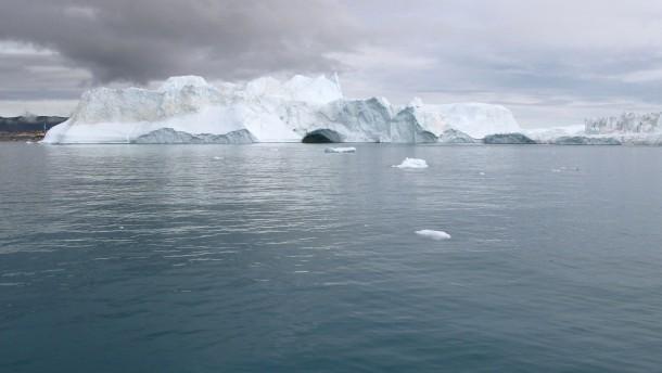 Warum schmilzt das Arktis-Eis nicht schneller?