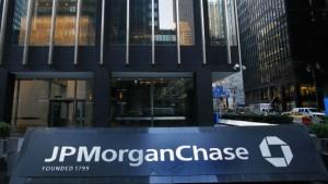 JP Morgan verzeichnet Gewinnrückgang
