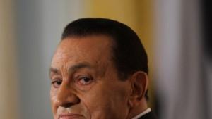 Mubarak  kritisiert Iran