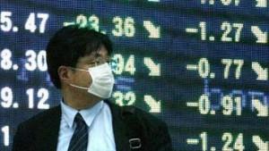 Nikkei-Index rutscht auf Jahrestief