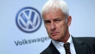 Volkswagen stellt sich neu auf
