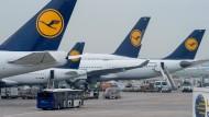 Lufthansa-Flugbegleiter streiken ab Freitagnachmittag