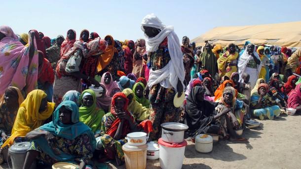 Mindestens 35 Menschen sterben bei Anschlag auf Flüchtlingslager