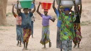 Deutschland will Afrika mehr helfen
