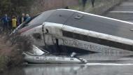 Mehrere Tote bei Zugunglück nahe Straßburg