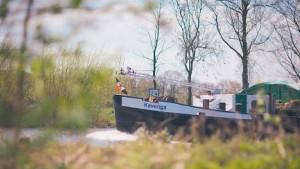 Ein 185-Meter-Schiffsverbund wird kommen