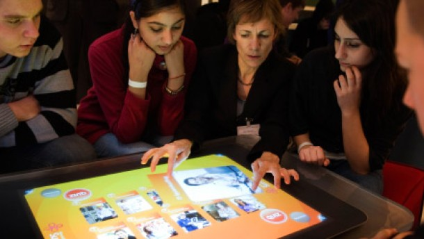Der langsame Aufbruch ins digitale Klassenzimmer