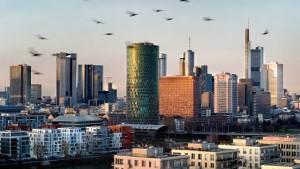 Frankfurt muss um Versicherungsaufsicht kämpfen