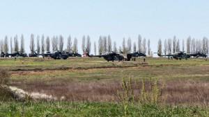 Pentagon wirft Russland Verletzung des Luftraums vor