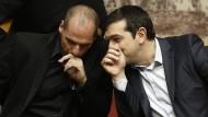 Hängepartie in Griechenland geht in Verlängerung