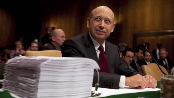 Goldman muss ein halbe Milliarde Dollar zahlen