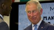 Briefe von Prinz Charles an Politiker veröffentlicht