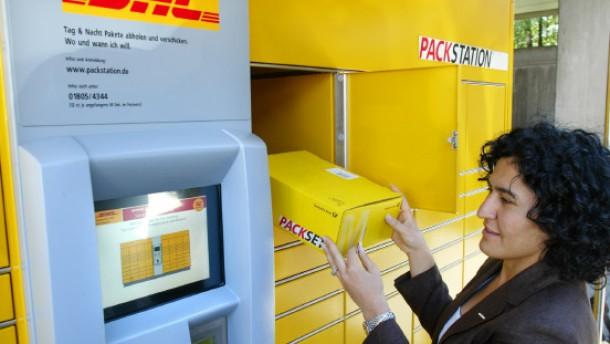 Post will 1500 zusätzliche Packstationen eröffnen