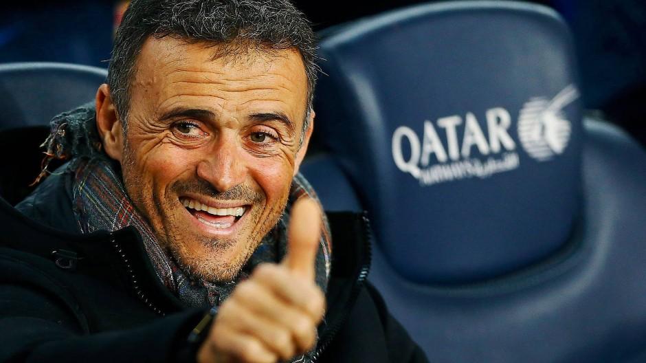 Luis Enrique wird Nationaltrainer Spaniens